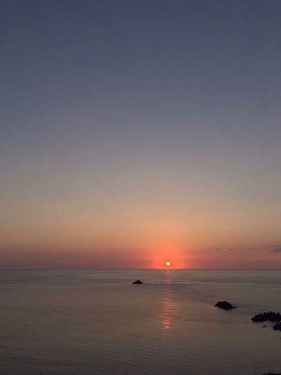 Capo Sandolo sunset Sea Sunset Scenics Beauty In Nature Tranquility Horizon Over Water Idyllic Travel Destinations Long Exposure Longexposurephotography Longexpohunter Longexposure_kings Tranquil Scene