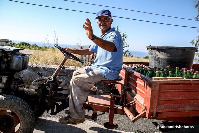 Ustica soft drink deliveries. Very Italian People Italia EyeEm Italy Ustica Italy holidays