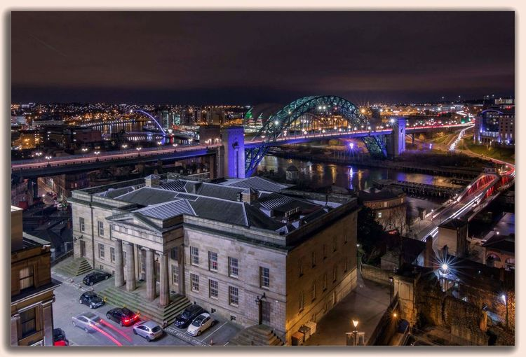 Newcastle by