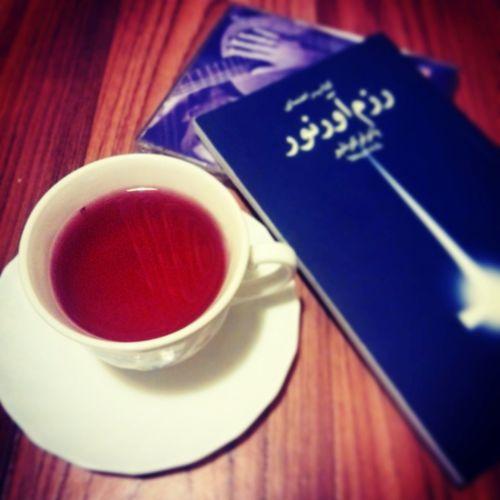 I can't sleep... Raining Music Tea Borago Lemon