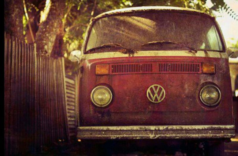♡ Love Car Nice Bus VW Old