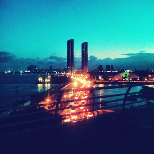 Rule Of Thirds Recife City - Brazil Recifebrazil Beautiful Nature