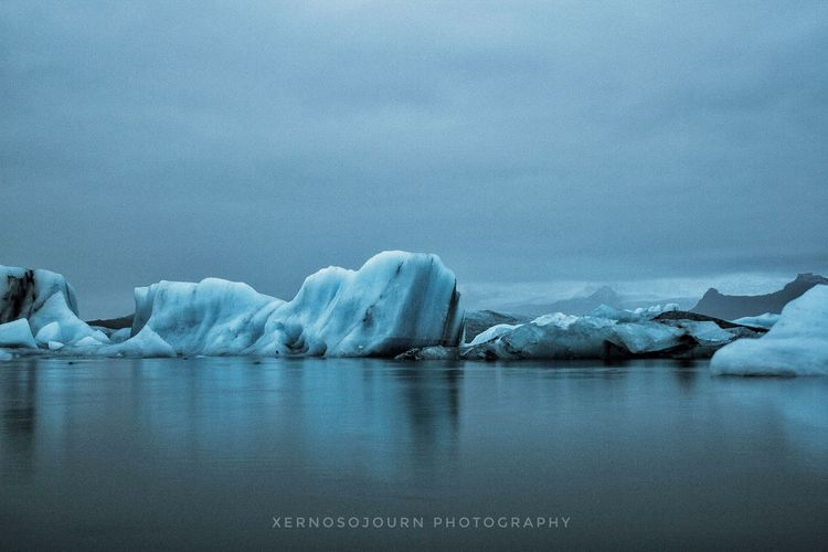 Iceland Jökulsárlón Winter Quiet Moments Quiet Places Beauty In Nature Nature Natural Beauty Iceberg