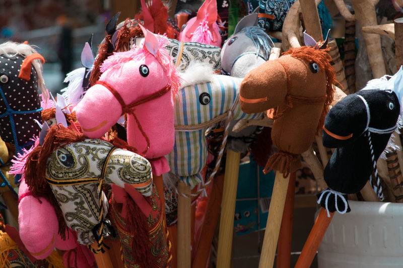 Mexico Animal Representation Arts Culture And Entertainment Caballo Close-up Day For Sale Juguetes Madera No People Outdoors Retail  Toy First Eyeem Photo