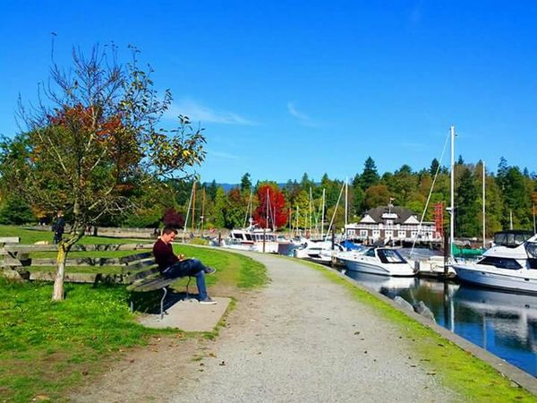 Stanleypark Downtown Vancouver