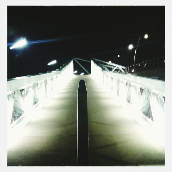 Light Night Lights Nightphotography City Lightsway of light Geometric Shapes Walk This Way