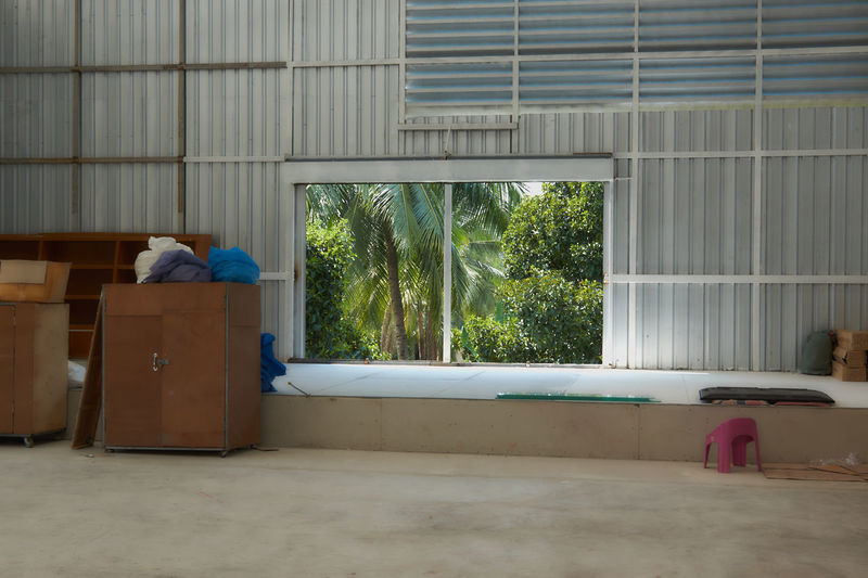 Architecture Day Greenhouse Hospital Indoors  No People Plant Still Life Thailnad Tree