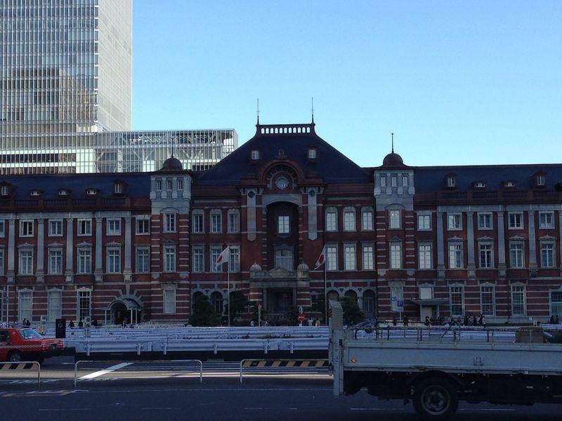 Japan Tokyo Tokyo Station Hotel