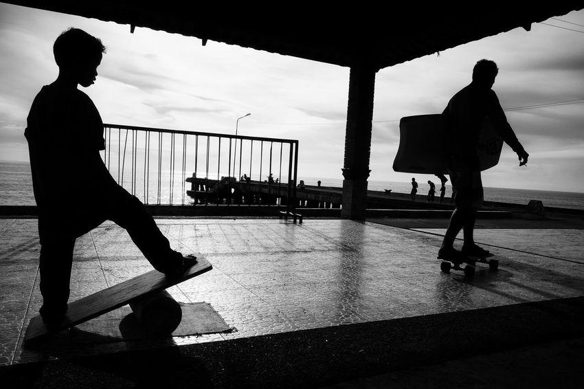 Fujifilm X-Pro2 XF18mmF2R. Oct 2016. Balingasag, Misamis Oriental. Street Photography Eyeem Philippines Monochrome Photography Fujifilm X-pro2 Xf18mm XF18mmF2.0 Fujifilm_xseries Shadow Silhouette Light And Shadow The Street Photographer - 2017 EyeEm Awards