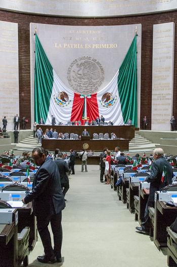 Congress Mexico City Government