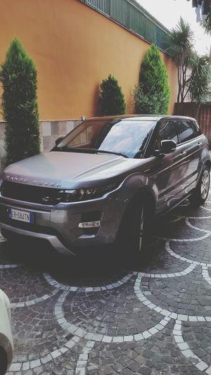 Ontheroad Evoque Rover Auto