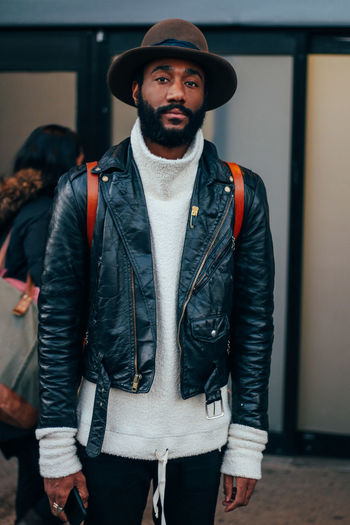 Liberty Fairs, Feb '17 Fashion Fashion Week Liberty Fairs Mensfashion Menstyle Menswear Nyfw Portrait Street Fashion Street Photography Street Style Trade Show