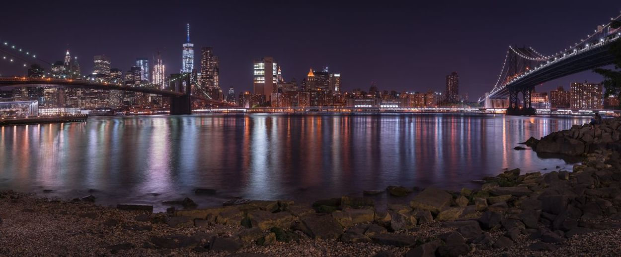 New York New York City Panoramic Photography Panorama Nightphotography Night Sony Sony Images Sony A7RII