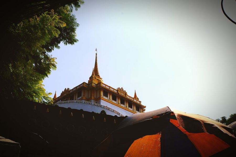 Architecture Travel Destinations Built Structure Outdoors Outdoor Photography Bangkok Thailand. History Ancient Buddha Temple Buddha Temple, Thailand Spirituality Travel Pagoda