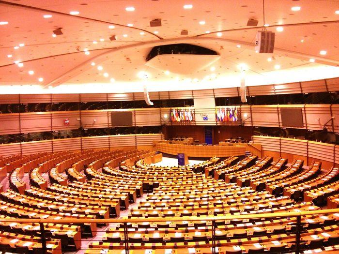 Europeanparliament Parlementeuropéen Belgium Europe
