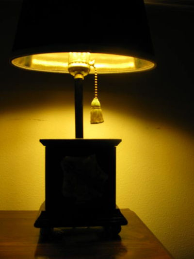 From my old Flickr account. Shadow Light Lamp Teenage Years Throwback 2008 TBT