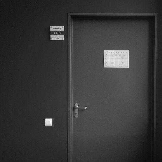 Door Indoors  No People Sign Simplicity Wall Wall - Building Feature