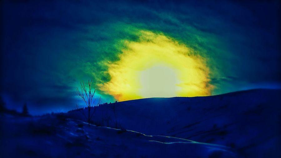 Sunset #sun #clouds #skylovers #sky #nature #beautifulinnature #naturalbeauty #photography #landscape Gun Ankara Yüksekrakım