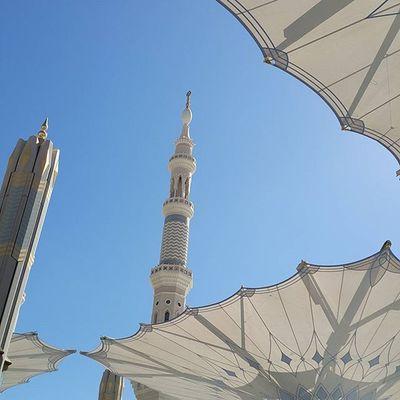 Magic Umbrella Showcase: February Madinah Al-munawwarah Nabawi Mosque Pastel Power Fade Architecture