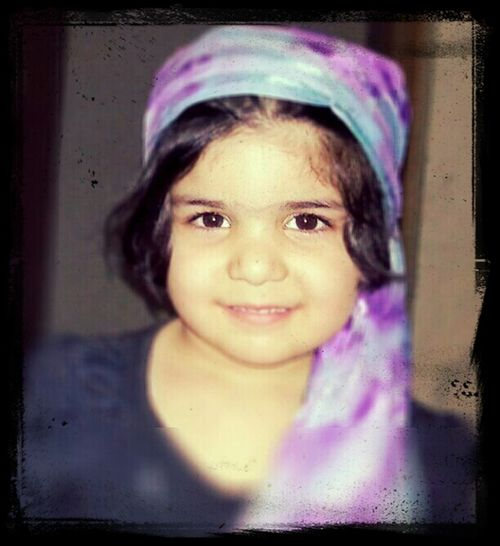 my doll....in happy mood