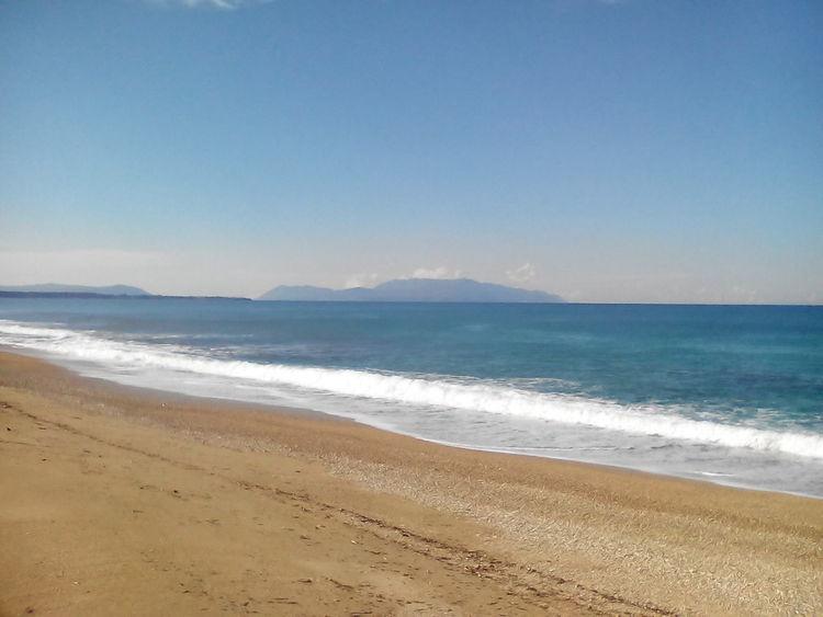 Sand Sea Sky Beach Lefkada