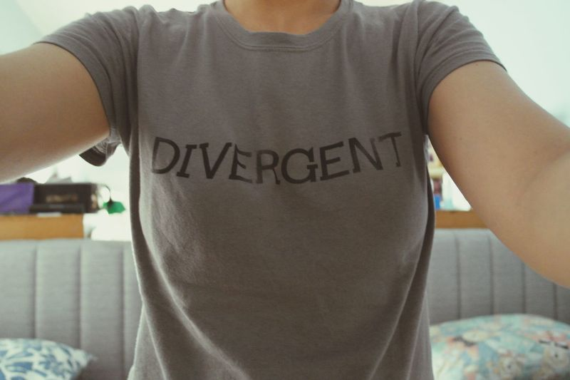 Divergent Hot Topic Veronica Roth Shailene Woodley