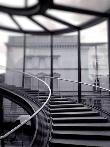 Architecture Black & White Blackandwhite Black And White Stairs The Architect - 2015 EyeEm Awards Amazing Architecture Stairways
