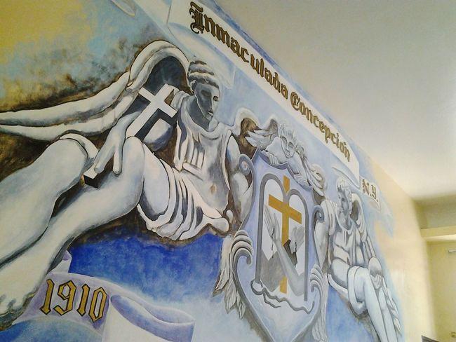 Pintura Arte Art InmaculadaConcepcion Franciscanos Amazing Art Eatr