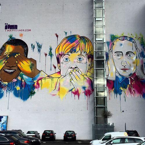 Street Art Politics
