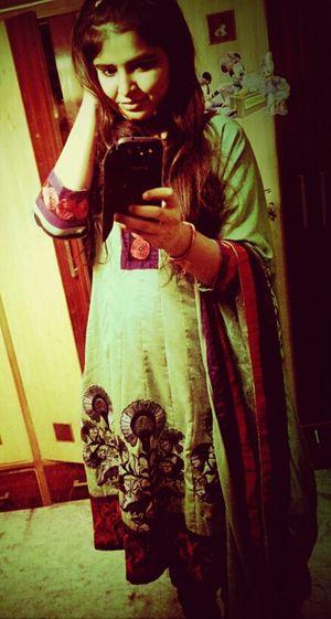 Self Portrait Indian Wear
