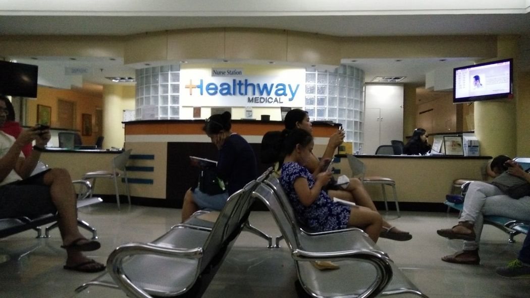 Medical examination @healthwayatc. Pre-employment requirement