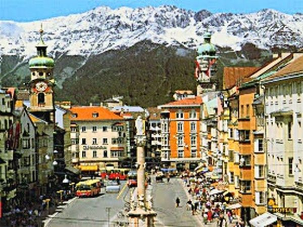 Streetart Nice Photo Innsbruck Altstadt Beautiful View Enjoying Life <3 People Photography 😉👍
