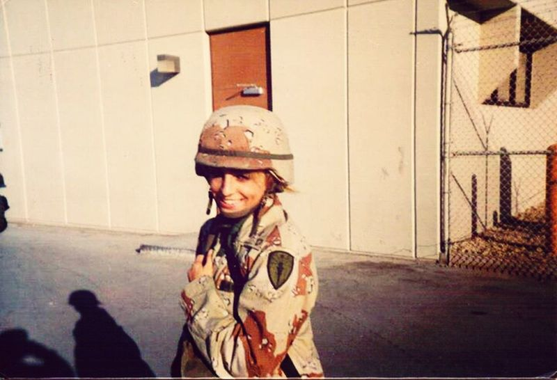 What Makes You Strong?Female war veteran Sharpshooter princess turned badass proud us veteran