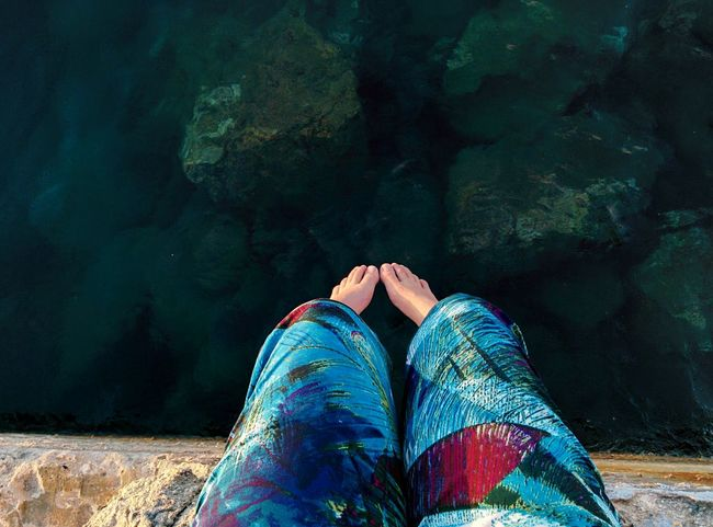 🇬🇷 Holiday POV Blue Blue Wave Feetselfie That's Me :) View From Above Feet Human Body Part Human Foot Personal Perspective Low Section Sea View Sea Summer Clear Blue Water Summer Vibes Greece Jump ! Tranquility EyeEm Gallery Idyllic Tranquil Scene People Of The Oceans Always Be Cozy Colors and patterns My Year My View Finding New Frontiers