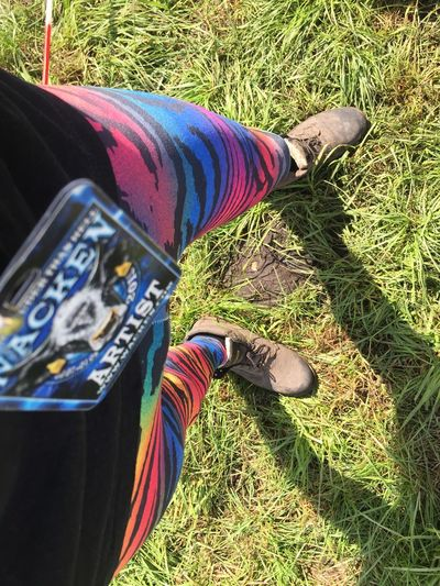 Artist Close-up Day Grass Leg Leggins Multi Colored No People Outdoors Rainbow Tiger Tiger Pride Tiger Print Wacken Wacken 2016 Wacken Open Air 2015 Wackenopenair WackenOpenAir2016