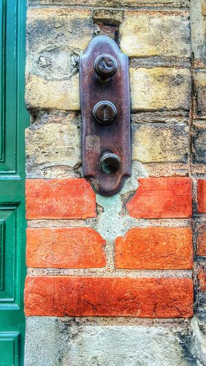 Textures And Surfaces Doorbells Taking Photos