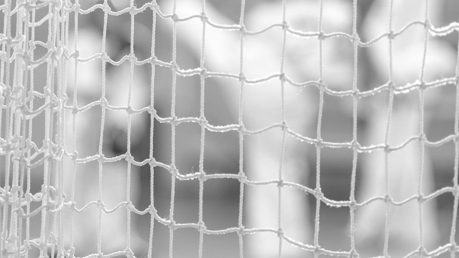 Full Frame Shot Of Net