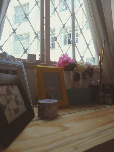 Window ♡♥♡ Flowers Inspirations Home Interior Swetthomerelaxing Sweet Home❤️