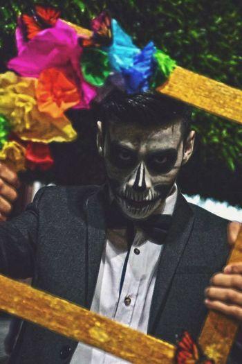 Creepy Mexico Tradicionesmx Catrin Jiquilpan Festivaldelasalmas