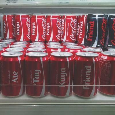 S H A R E ? ? Cocacola Shareacoke