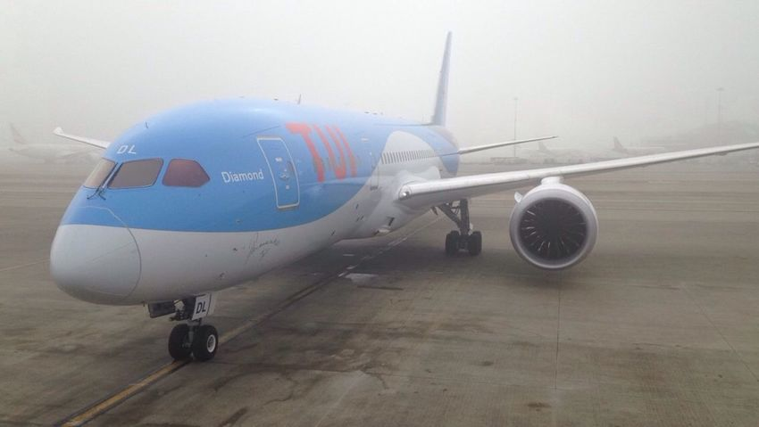 Jetairfly Tui Tuifly Boeing 787 Dreamliner Brussels Brussels Airport Zaventem Punta Cana Cuba Varadero Mexico Cancun Airplane Airport