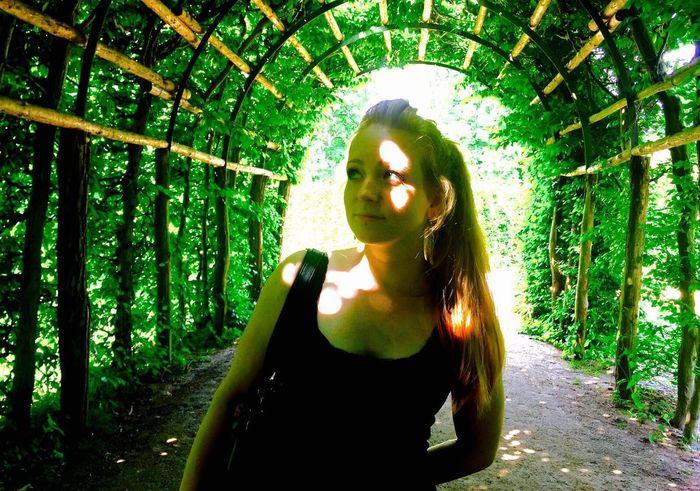 Sansoucci First Eyeem Photo Julia  Woman