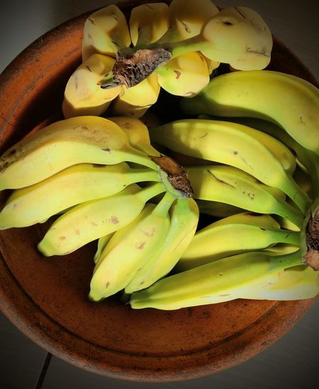 Fruit Indoors  Bananas From Brazil! Eyeem Market No People Sweet Food Yellow Energy Supply EyeEm Selects Healthy Eating