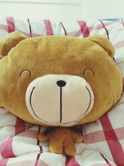 暖暖的小熊