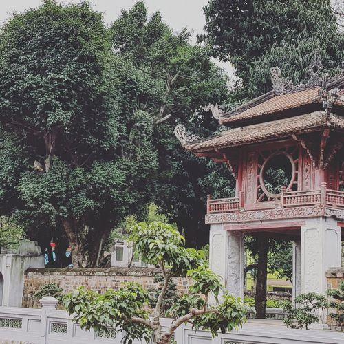 Temple Of Literature Temple Of Confucius 1070-1779 Architecture Hanoi Architecture Hanoi Holiday With Sharon Hanoi Feb 2018 Lsc_hanoi Winter 2018_architecture_temple Of Literature