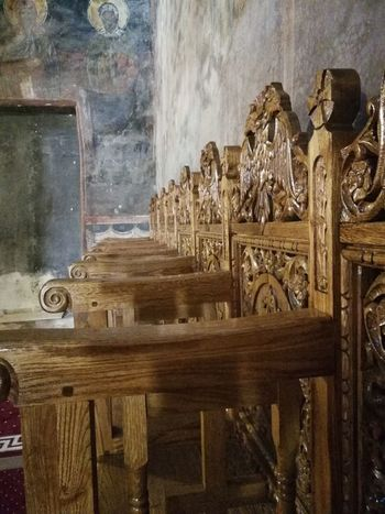Wood - Material Art And Craft Close-up Architecture Decorative Art Historic