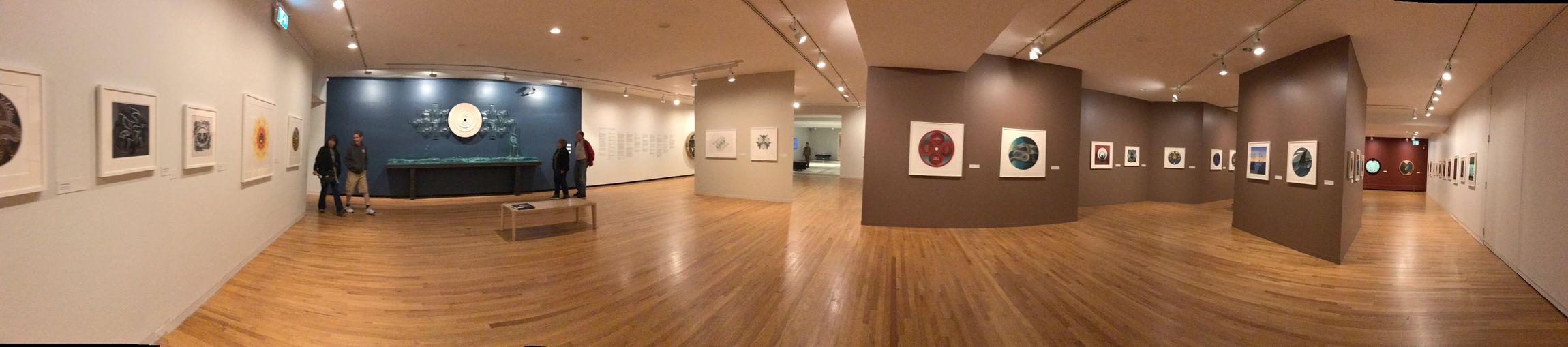 Art Gallery Vancouver Indoors  Beautiful Wonder