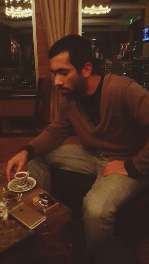 Checking Out Kahve Keyfi Aksamlar