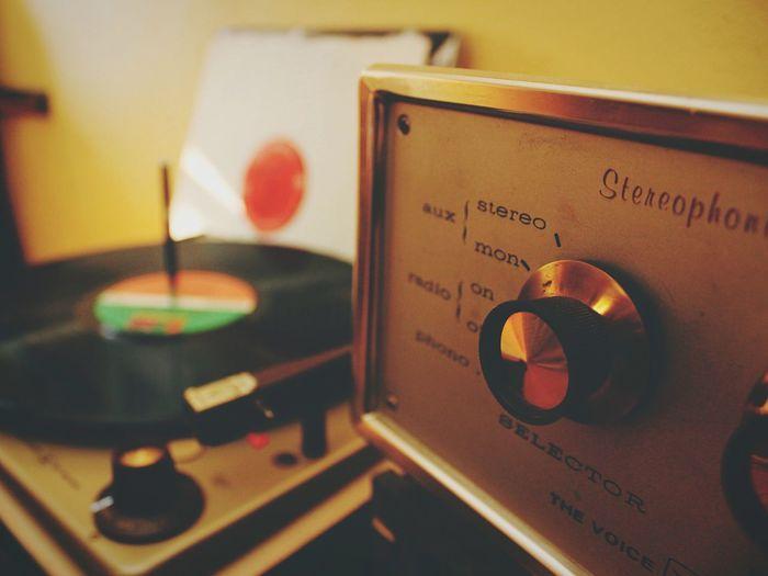 Analogue Vinyl Vintage Music