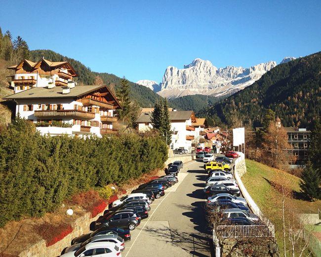 Catinaccio Hello World Catinaccio Rosengarten South Tyrol Italy Bolzano - Bozen Bolzano Mountain View Dolomites Alps